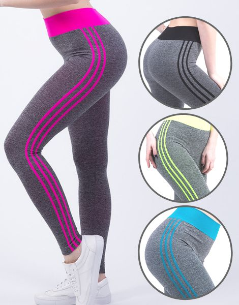 Knit Seamless Workout Leggings Manufacturer