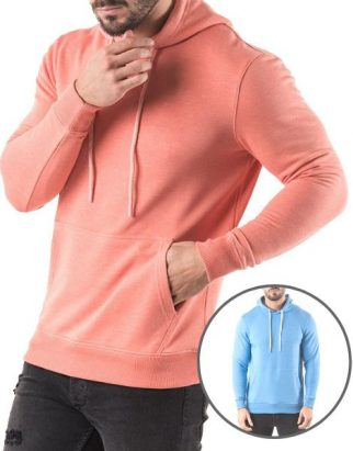 Muscle Fit Sport Hoodies Manufacturer