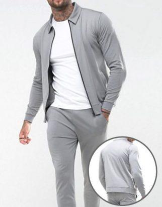 Polyester Made Sweatshirt Manufacturer
