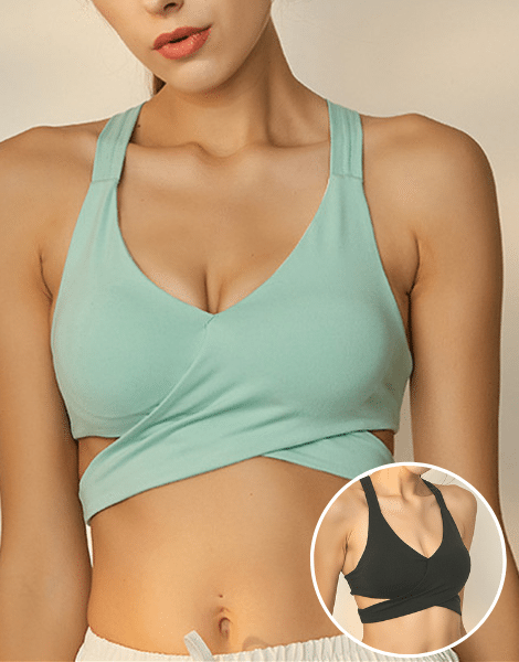Fashionable Elite Sports Bra Manufacturer USA