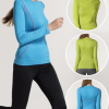 Long Sleeve Compression Spandex Tee Manufacturers