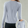 Long Sleeve Fitness Top Distributors