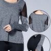 Full Sleeve Scoop Neck Tshirts Manufacturer UAE