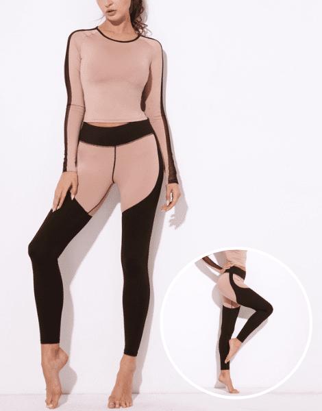 Long Sleeve Sportswear Set Manufacturer USA