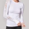 Long Sleeves Dri-fit Gym Tshirt Manufacturers