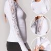 Long Sleeves Dri-fit Gym Tshirt Manufacturers USA