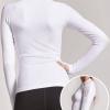 Long Sleeves Dri-fit Gym Tshirt Manufacturers UAE