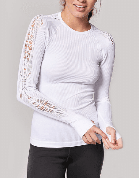 Long Sleeves Dri-fit Gym Tshirt Manufacturers