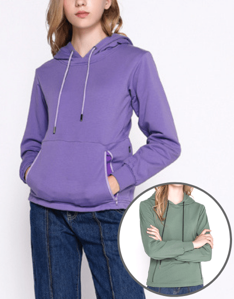 Wholesale Quick Dry Womens Sweatshirts Saudi