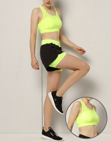 wholesale Mesh Yoga Set Manufacturer