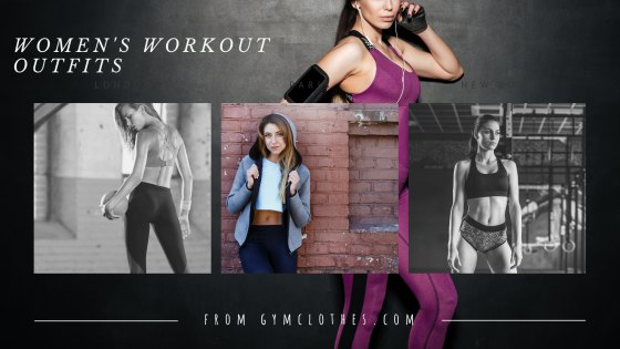 Women's Workout Outfits That Will Actually Urge You To Get Up In The Morning