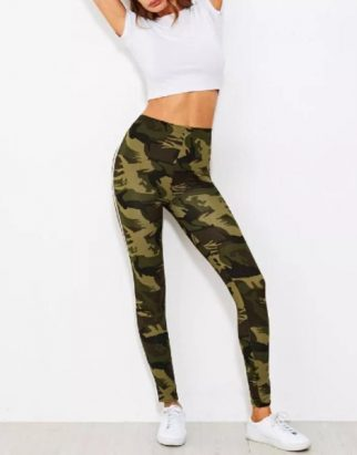 Wholesale Camouflage Sports Legging Manufacturer