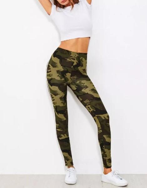 Wholesale Camouflage Sports Legging Manufacturer