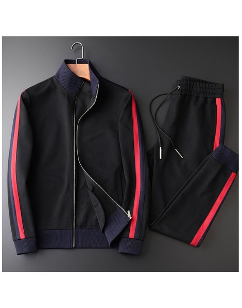 Custom Fashionable Fitted Tracksuit Manufacturer