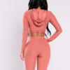 Wholesale Hooded Sport Tracksuits For Women