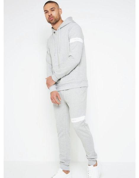 Slim Fit Elasticated Waist Sports Suit Mnaufacturer