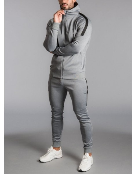 Two Tone Fitted Tracksuit Manufacturer Canada
