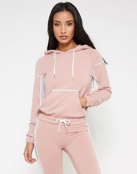 Wholesale Female Skinny Fit Tracksuit
