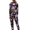 Women Sublimation Printed Tracksuit Manufacturer