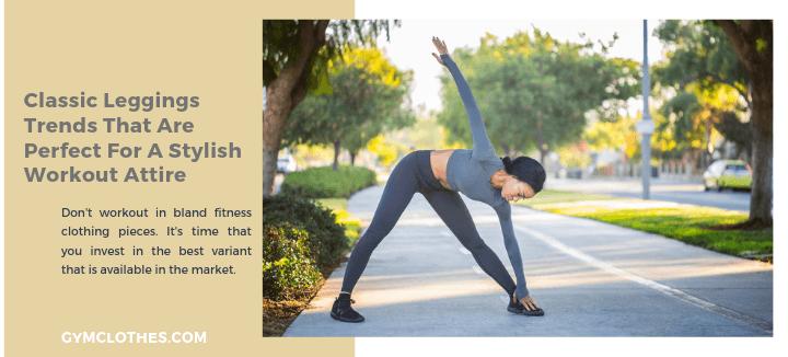 Stylish Workout Attire