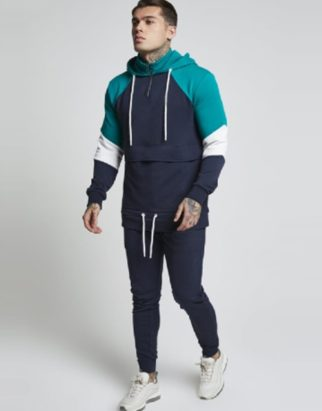 Wholesale Half Zip Pouch Pocket Tracksuit Manufacturers UK