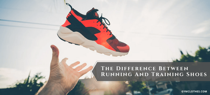 The Difference Between Running And Training Shoes