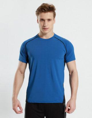 Wholesale Dual Color Workout T Shirts