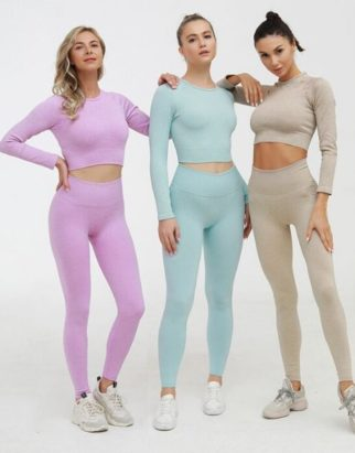 Wholesale Stylish Women Activewear Set