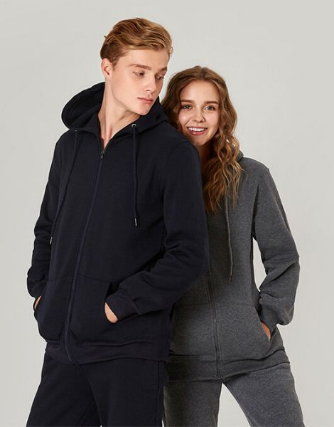 Wholesale Unisex French Terry Tracksuit