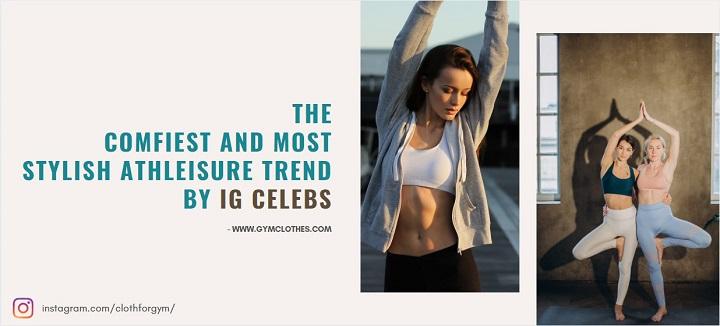 stylish athleisure trends