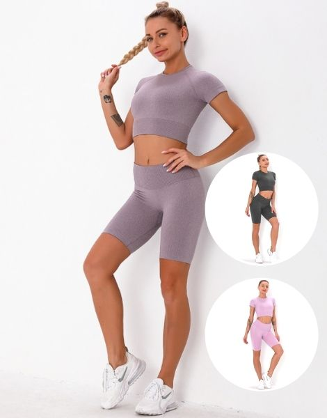 Wholesale Cycling Shorts With Top