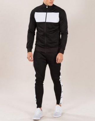 Wholesale Bulk Duel Color Jogging Suit