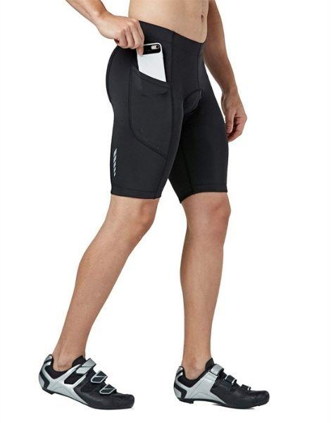 Wholesale Gel Foam Padded Bike Shorts