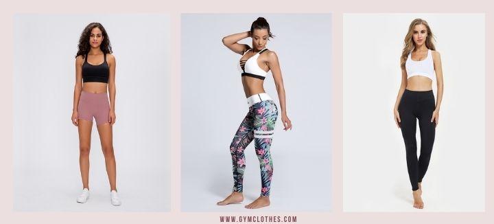wholesale modern sports bra styles