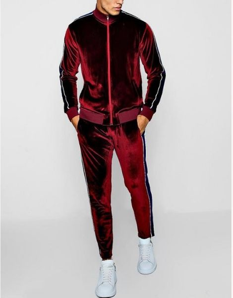 Wholesale Velour Tracksuits With Pant