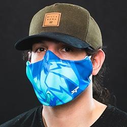 sublimited mask wholesale
