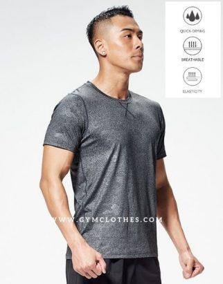 Wholesale Gray Camouflage Tshirts