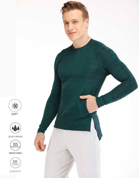 Wholesale Quick Dry Full Sleeve Shirts With Pocket